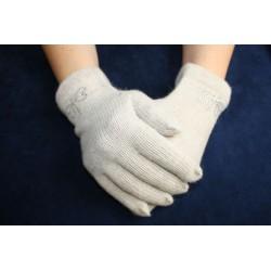 gants avec strass