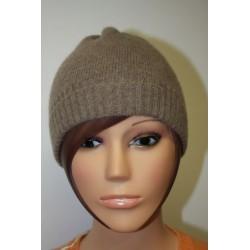 Bonnet en laine et kashmire